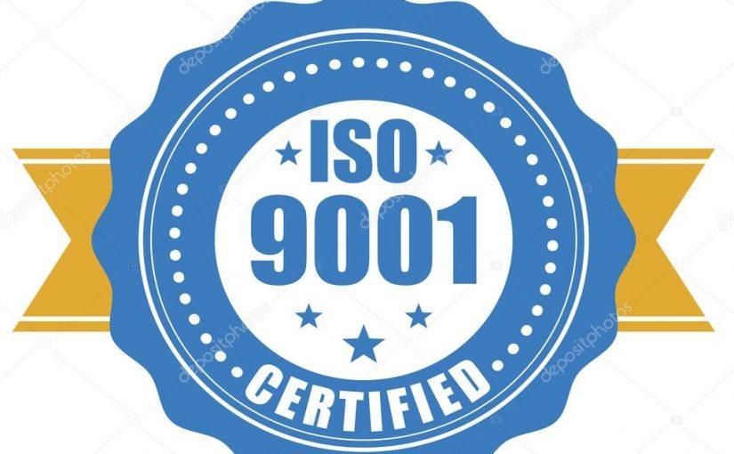 Estamos certificados en la norma internacional ISO 9001